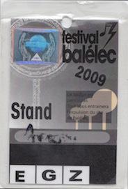 Festival Balelec 2009