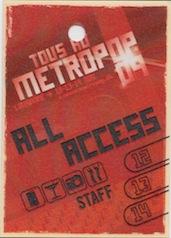 Metropop 2009