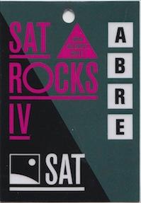 Sat Rocks IV, c'est chouette