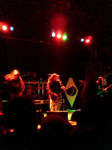 Cavalera Conspiracy @ Big Day Out