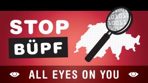 Stop BÜPF!